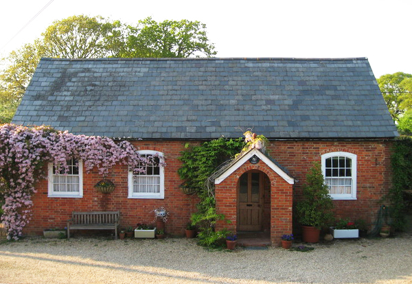 the old chapel b+b in sway