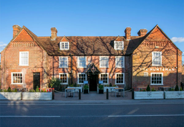 The huntsman, luxury New Forest bed and breakfast