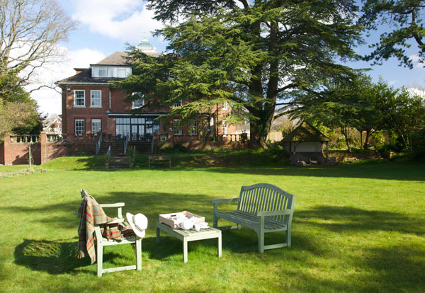 Romantic New Forest Hotel in Sway
