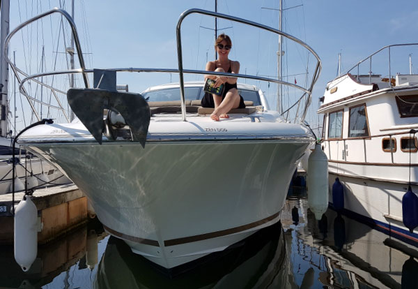 Boat accommodation in Lymington