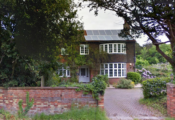 Efford Bed and Breakfast, near Lymington