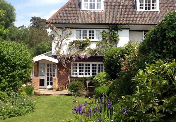 New Forest Holiday Cottages in Burley