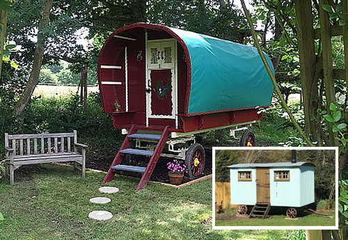 Ringwood glamping bed and breakfast