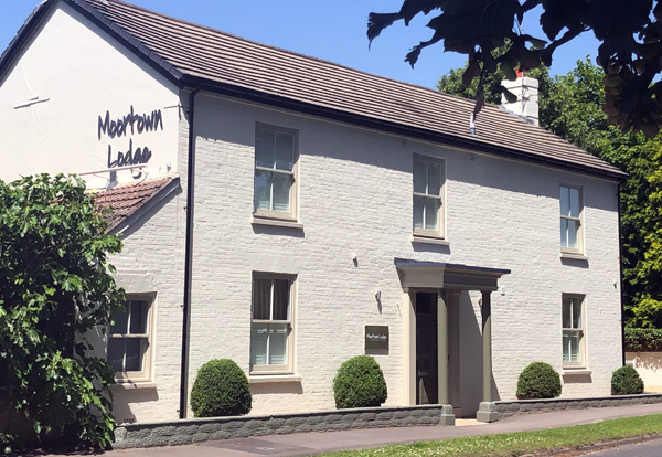 Moortown Lodge boutique bed and breakfast in Ringwood